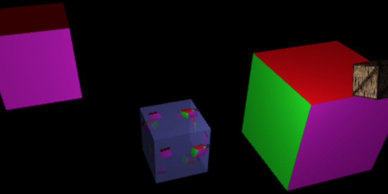 Screenshot of WebGL